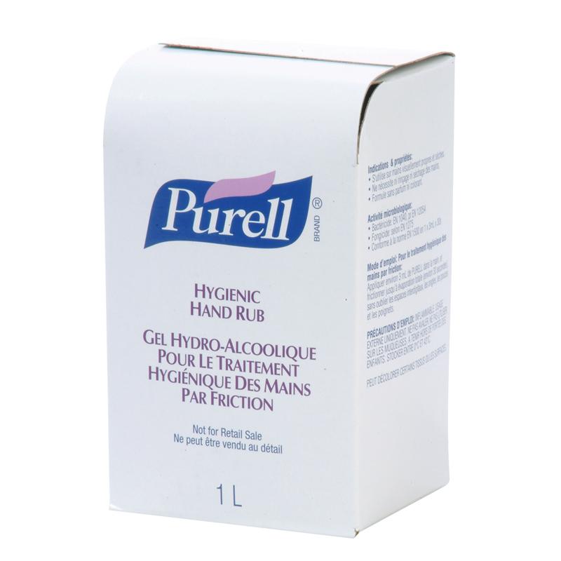 Gojo 2156 Nxt Purell Instant Hand Sanitizer 1000ml