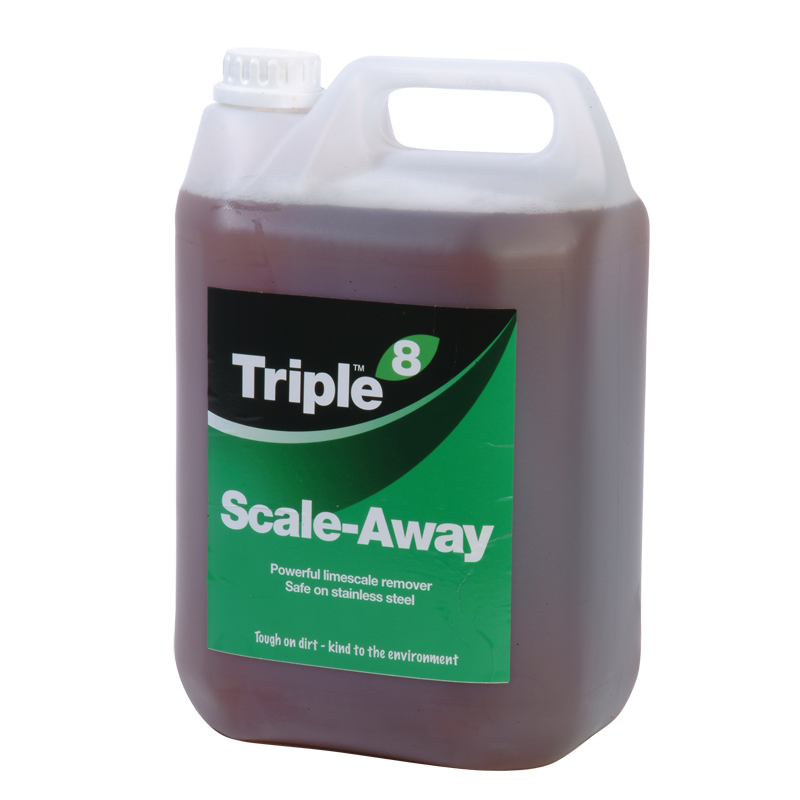 Triple 8 Scale Away Limescale Remover 5l Industrial