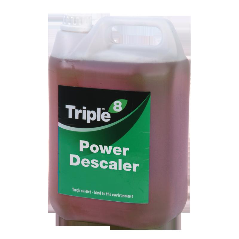 Triple 8 Power Descaler Hd Limescale Remover 5l