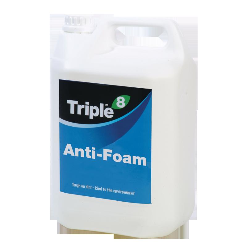 Triple 8 Anti Foam 5l Carpet Cleaners Cleaning