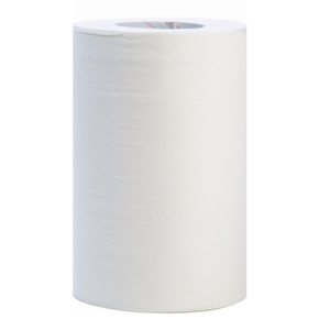 Mini Centre Feed 1 ply white 120m - 011520