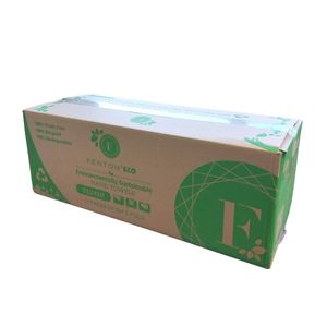 Z-fold Hand Towel 2 ply white contract - 012410