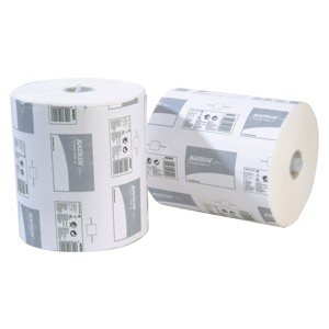 Katrin 460058 System Towel Roll 2 ply white - 012770