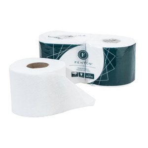 Fenton® Toilet Roll 320 sheets 2 ply white - 013440