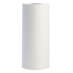Hygiene Roll 25cm roll, 2 ply white, 125 sheets - 015121