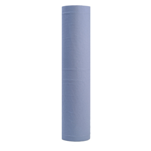 Hygiene Roll 50cm roll, 2 ply blue, 100 sheets - 015211