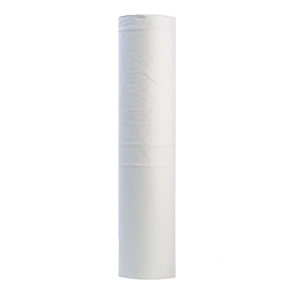 Hygiene Roll 50cm roll, 2 ply white, 125 sheets - 015221