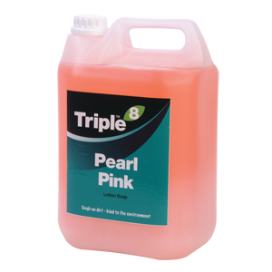 Triple 8 Pearl Pink Soap 5L - 041035