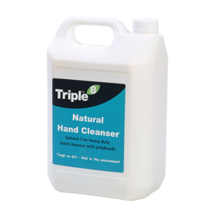 Triple 8 Natural Hand Cleanser 5L - 042005