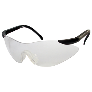 Arafura Safety Glasses - clear lens - 048414
