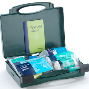 Travel First Aid Kit (BS8599-1) - 048420