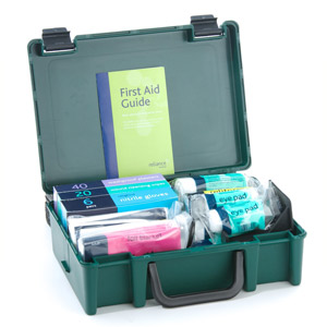 Small Workplace First Aid Kit (BS8599-1) - 048422