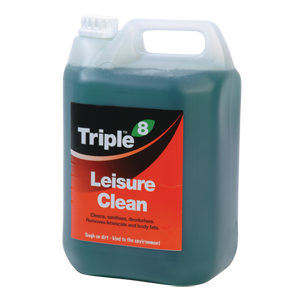 Triple 8 Leisure Clean 5L - 051005