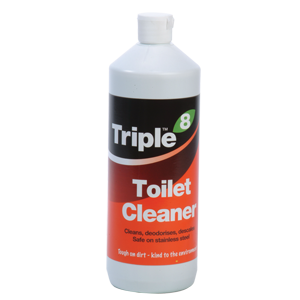 Triple 8 Toilet Cleaner 1L - 051021