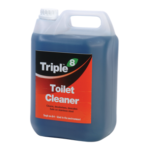 Triple 8 Toilet Cleaner 5L - 051025