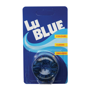 Lu-blue toilet colourant - 051150