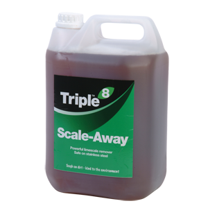 Triple 8 Scale-Away Limescale Remover 5L - 052025