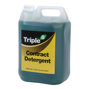 Triple 8 Contract Detergent Washing Up Liquid 5L - 052055