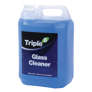 Triple 8 Glass Cleaner 5l Housekeeping Chemicals