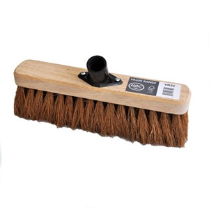 30cm Soft Coco Broom Head Only - 076010