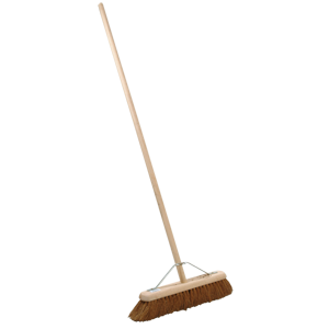 45cm Soft Coco Broom Complete - 076040