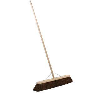 60cm Stiff Bassine Broom Complete - 076070