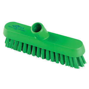 Deck Scrub Head - 23cm B928 Green - 078014