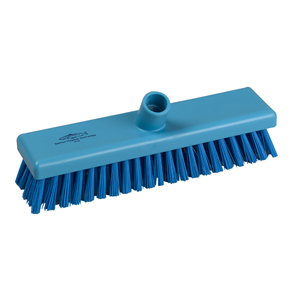 Deck Scrub Head - 30cm B759B blue - 078022