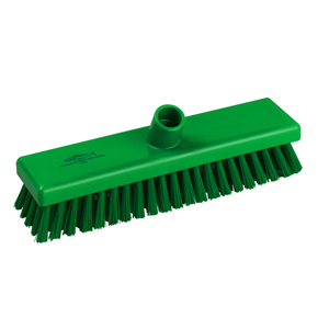 Deck Scrub Head - 30cm B759 Green - 078024