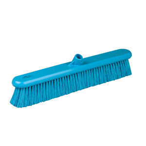 Hygiene Broom Head, medium - 61cm B883 Blue - 078052