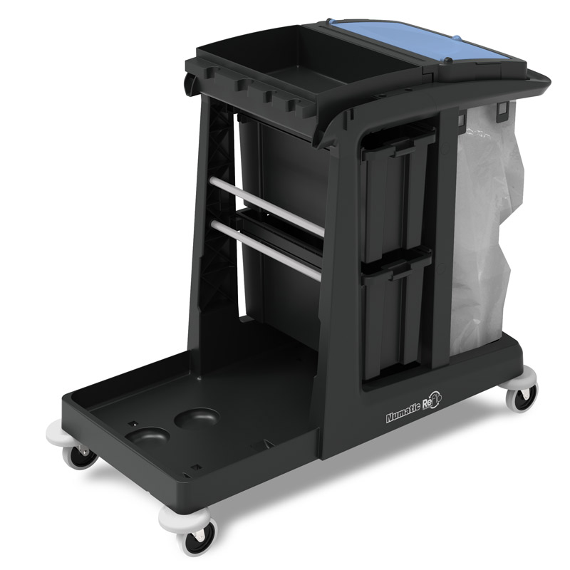 Versacare VCN1414 Mopping Trolley (Less Mop Kit) - 079410