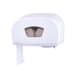 Tisana Duo Toilet Roll Dispenser white - 091200