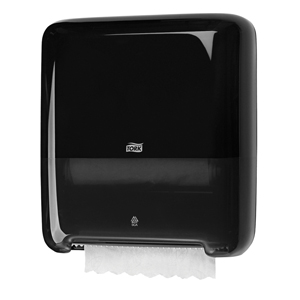 Tork 551008 Dispenser for Elevation Hand Towel Roll, black - 092101