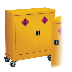 Hazardous Substance Mobile Cabinet - 099365